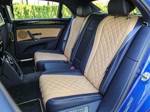 2017款V8 S Mulliner 后排座椅