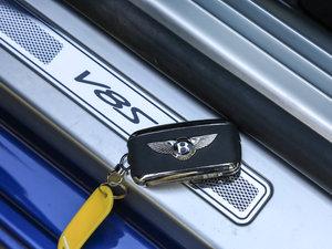 2017款V8 S Mulliner 钥匙