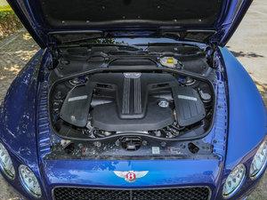 2017款V8 S Mulliner 发动机