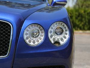 2017款V8 S Mulliner 头灯