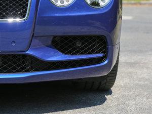 2017款V8 S Mulliner 雾灯