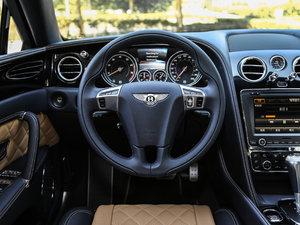 2017款V8 S Mulliner 方向盘