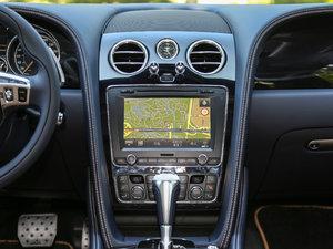 2017款V8 S Mulliner 中控台