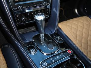 2017款V8 S Mulliner 变速挡杆