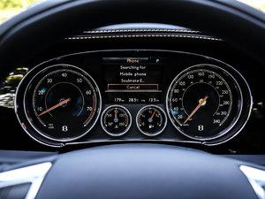 2017款V8 S Mulliner 仪表