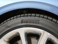 细节外观欧陆轮胎品牌