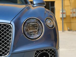 2018款6.0T GT W12 头灯
