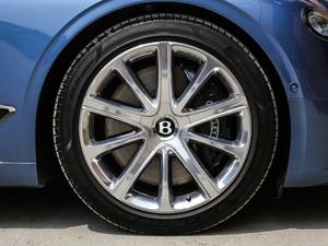 2018款6.0T GT W12 轮胎
