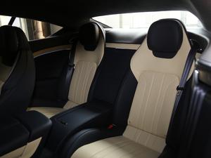 2018款6.0T GT W12 后排座椅