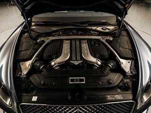 2018款6.0T GT W12 发动机