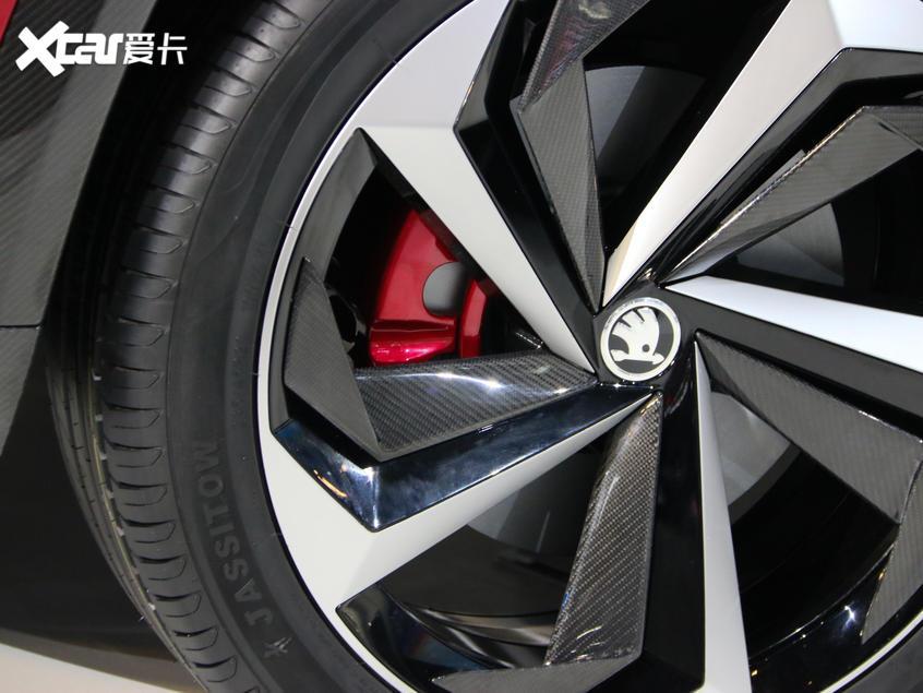 斯柯达(进口)2019款VISION GT
