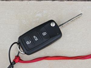 2013款1.8T 尊贵版 钥匙