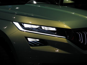 2016款plug in hybrid concept 细节外观