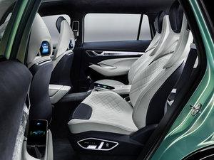 2016款plug in hybrid concept 空间座椅