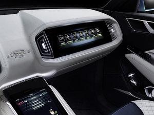 2016款plug in hybrid concept 中控区