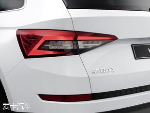 斯柯达(进口)2016款KODIAQ