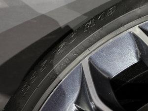 2016款基本型 轮胎尺寸
