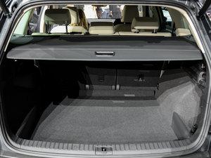 2016款基本型 行李厢空间