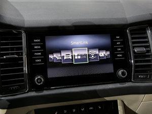 2016款基本型 中控台显示屏