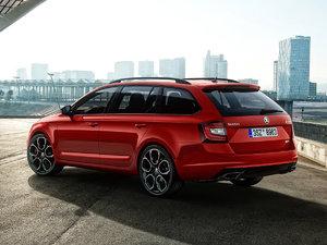 2017款RS 245 旅行版 整体外观