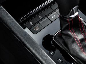2017款RS 245 旅行版 中控区