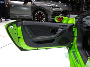 2019款EVO Spyder 驾驶位车门