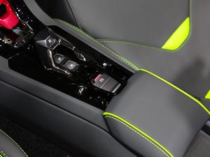 2019款EVO Spyder 驻车制动器