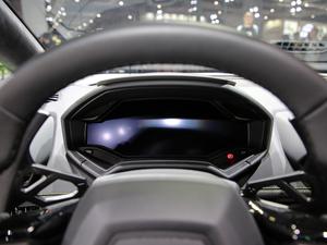 2019款EVO Spyder 仪表