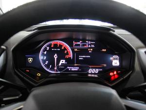 2017款RWD Spyder 仪表