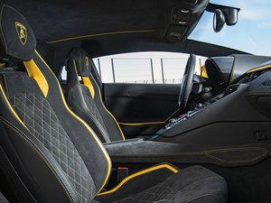 2017款Aventador S 空间座椅