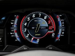 2017款Aventador S 中控区