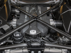 2017款Aventador S 其它