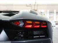 细节外观Aventador 尾灯