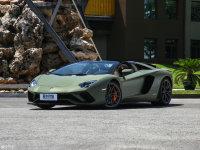 整體外觀Aventador正側45度