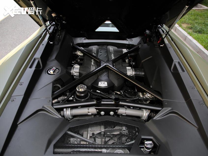兰博基尼2018款Aventador