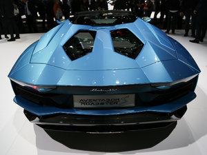 2018款S Roadster 整体外观