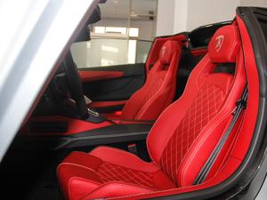 2018款Aventador S Roadster 前排座椅