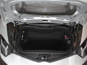 2018款Aventador S Roadster 行李厢空间