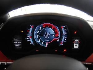 2018款Aventador S Roadster 仪表