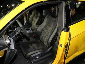 2018款4.0T V8 前排座椅
