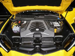 2018款4.0T V8 发动机