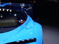 细节外观布加迪Vision Gran Turismo细节外观