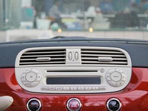 2012款1.4L 尊享版 空调出风口