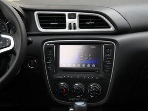 2017款1.8L 自动尊贵型 中控台