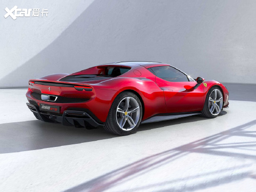 2021款 法拉利296 GTB 3.0T V6
