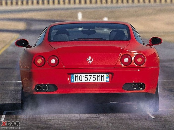 2004款法拉利575M