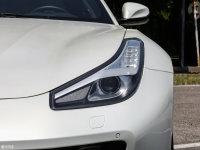 细节外观GTC4Lusso头灯