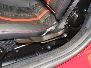 2017款基本型 座椅调节