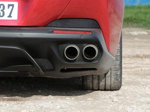 2018款3.9T V8 细节外观