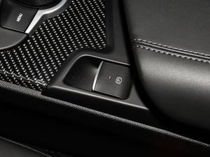 2018款510HP 四叶草版 驻车制动器